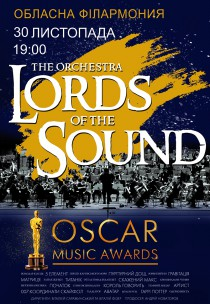 «Oscar Music Awards» від Lords of the Sound!